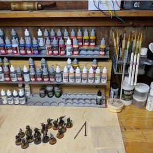 Paints & Accessories